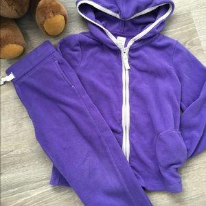 Carter's Fleece Track Suit